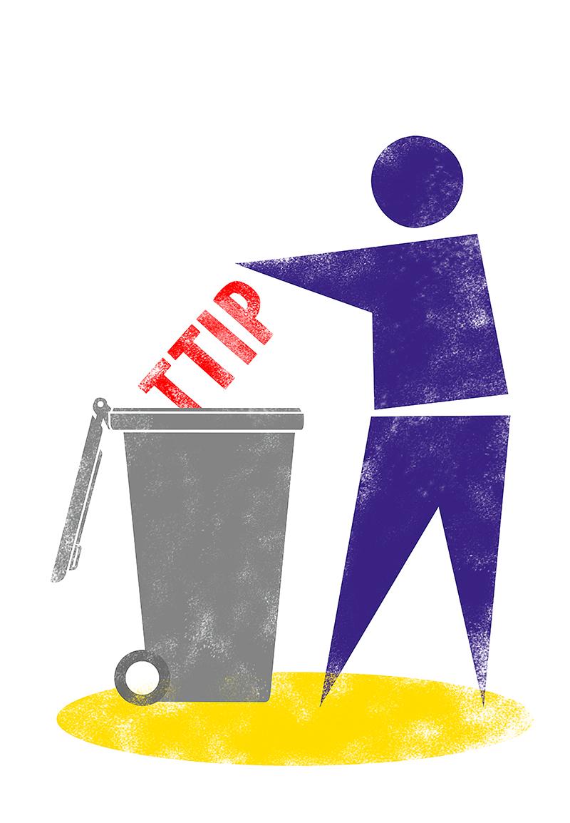 TTIP in die Tonne!